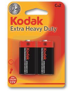 Bateria R14 KCHZ-2 1,5V 2szt.(bl) KODAK