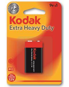 Bateria 6F22 K9VHZ-1 9V 1szt. KODAK