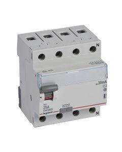 Wyłącznik różnicowoprądowy 4P P304 TX3 25A 30mA AC