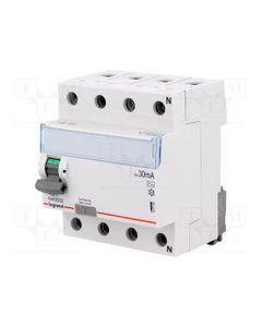 Wyłącznik różnicowoprądowy 4P P304 TX3 40A 30mA AC