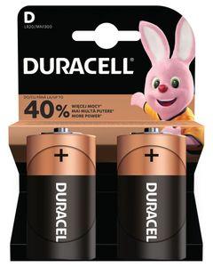 Bateria D/LR20 1,5V 2szt. DURACELL BASIC