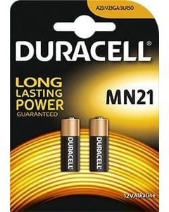 Bateria MN21 A23 3LR50 12V 2szt. DURACELL