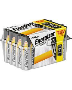 Bateria AAA/LR03 1,5V 24szt. ENERGIZER ALKALINE POWER