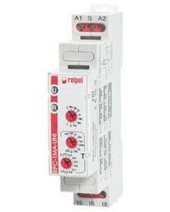 Przekaźnik czasowy 1P 1sek-10dni 12-240V AC/DC 50/60 Hz wielofunkcyjny RPC-1MA-UNI