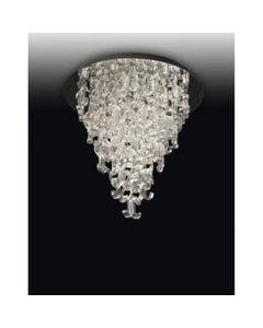 Plafon, lampa sufitowa kryształowa Bellagio 3923/12P Maxlight Przezroczysty