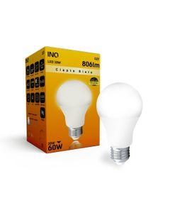 Lampa A60 E27 LED 10 bulb 806lm 3000K INQ LA034WW