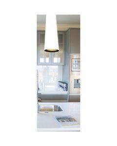 Lampa wisząca, żyrandol Slim P0001 Maxlight Biały