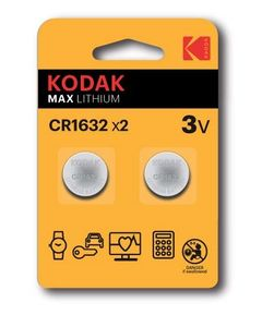 Bateria KCR 1632 3V 2szt. KODAK